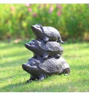 Prickly Trio Garden Sculpture