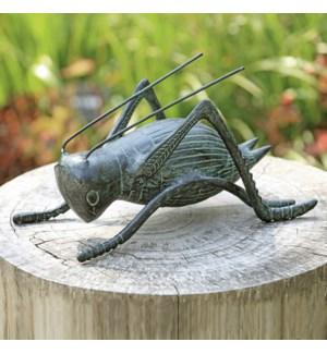 Lucky Cricket Garden Sculpture