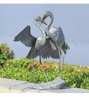 Gentle Embrace Garden Sculpture
