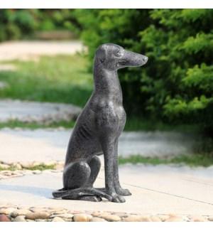 Loyal Greyhound Sculpture
