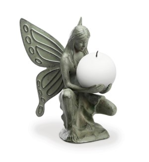 Fairy Sphere or Round Candle Holder