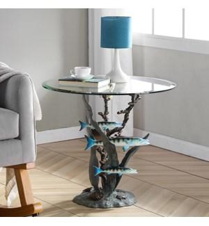 Barracuda End Table