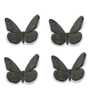 Butterfly Minimals Set of 4