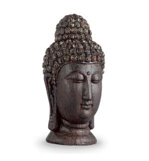 Prayerful Buddha Bust