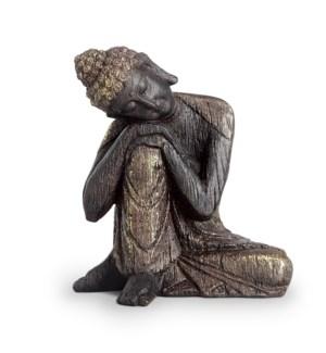 Seated Buddha Figure