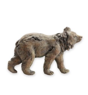 Brown Bear Wall Plaque