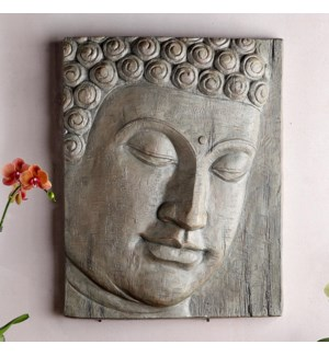 Buddha Head Wall Hanging