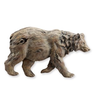Grizzly Bear Wall Plaque