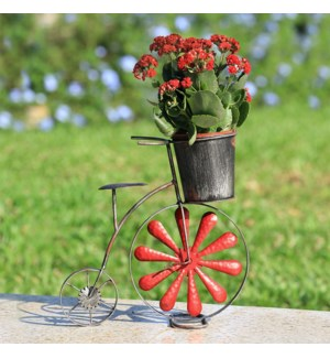 Classic Bicycle Flowerpot Holder