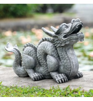 Honorable Dragon Garden Sculpture
