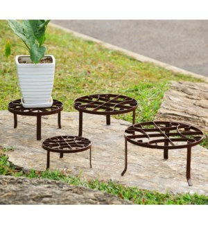 Round Nested Plant Stands