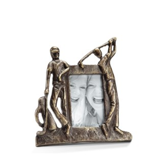 Golfer Pair Picture Frame