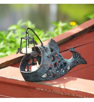 Angler Fish Candleholder / Tea