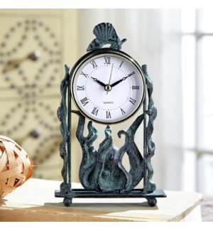 Octopus Table Clock