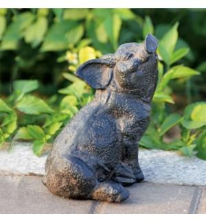 Little Oinker Garden Sculpture