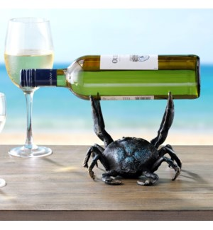 Crab Wine Bottle Holder