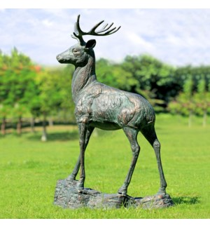 Forest Prince Garden Sculpture