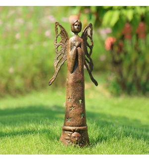 Praying Angel Garden Sculpture
