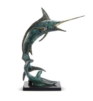 Predatory Marlin