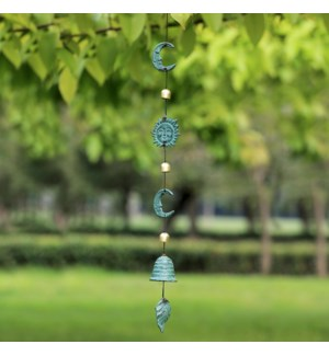 Sun and Moon Wind Chime