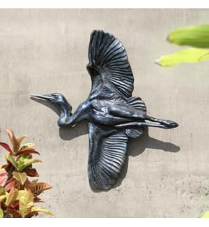 Flying Heron Wall Decor