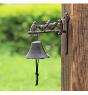 Four Birds Garden Bell