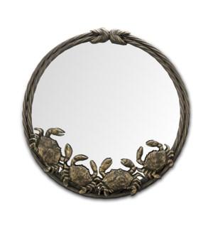 Crab Quartet Wall Mirror
