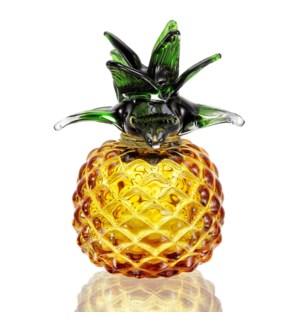 Art Glass Pineapple