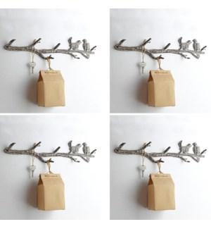 Little Lovebirds Key Hooks