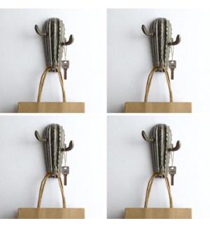 Cactus Hooks Pack of 4