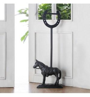 Horse Doorstop