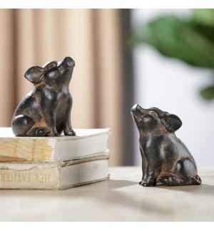 Pig Minimals Set of 2