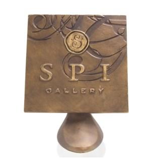 SPI Gallery Sign
