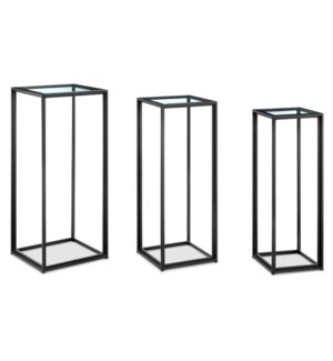 Gallery Display Stands Set of 3