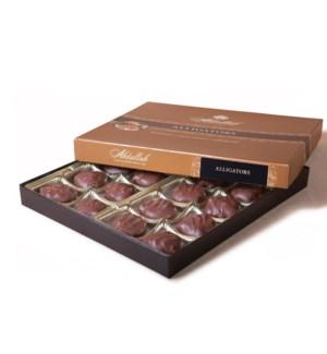 1 lb MILK CHOCOLATE ALLIGATORS
