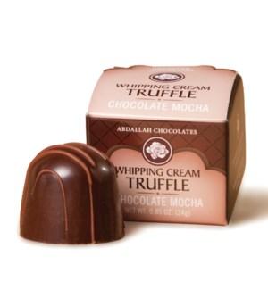 0.85 oz CHOCOLATE MOCHA TRUFFLE / 6 ct