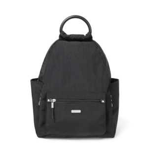 All Day Backpack with RFID Pho - BLACK