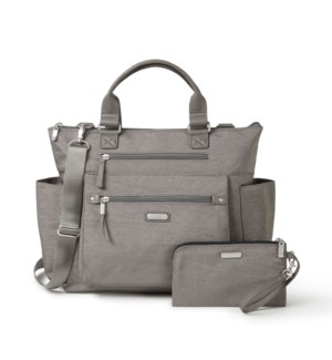 3-in-1 Convertible Backpack - STERLING SHIMMER