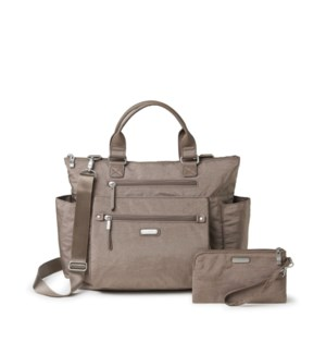 3-in-1 Convertible Backpack - PORTOBELLO SHIMMER
