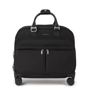 4 wheel tote - BLACK