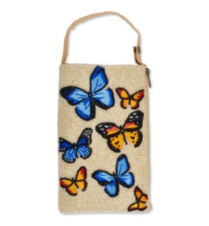 CLUB BAG BUTTERFLIES