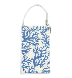 CLUB BAG BLUE CORAL
