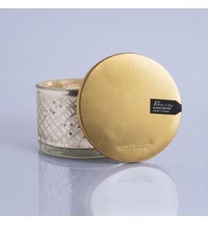 Aloha Orchid Mercury Candle Bowl, Single