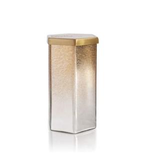 Crystal Pine Glitz Hexagon Jar