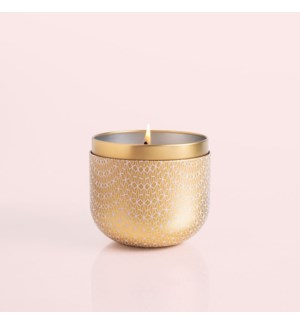 Exotic Blossom & Basil Gilded Muse Gold Tin