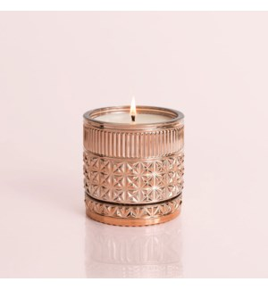 Pink Grapefruit & Prosecco Gilded Muse Faceted Jar, Single