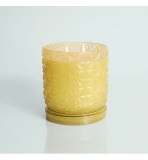 Aloha Orchid Muse Jumbo Faceted Jar Candle