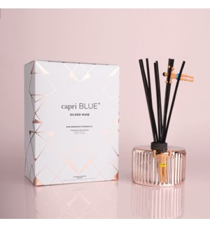 Pink Grapefruit & Prosecco Gilded Muse Reed Diffuser