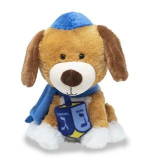 Dreidel Pup