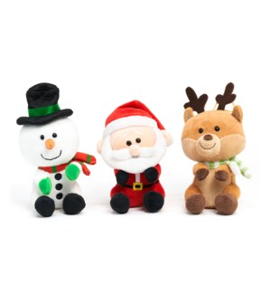 Cheerful Christmas Ornaments     -     NEW